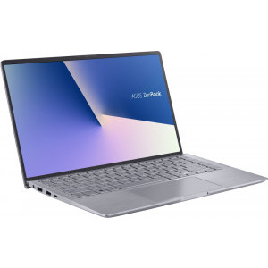 Ultrabook ASUS 14'' ZenBook 14 UM433IQ-A5026, FHD, Procesor AMD Ryzen™ 7 4700U (8M Cache, up to 4.1 Ghz), 16GB DDR4X, 512GB SSD, GeForce MX350 2GB, No OS, Light Grey 3