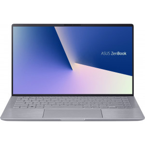 Ultrabook ASUS 14'' ZenBook 14 UM433IQ-A5026, FHD, Procesor AMD Ryzen™ 7 4700U (8M Cache, up to 4.1 Ghz), 16GB DDR4X, 512GB SSD, GeForce MX350 2GB, No OS, Light Grey 0