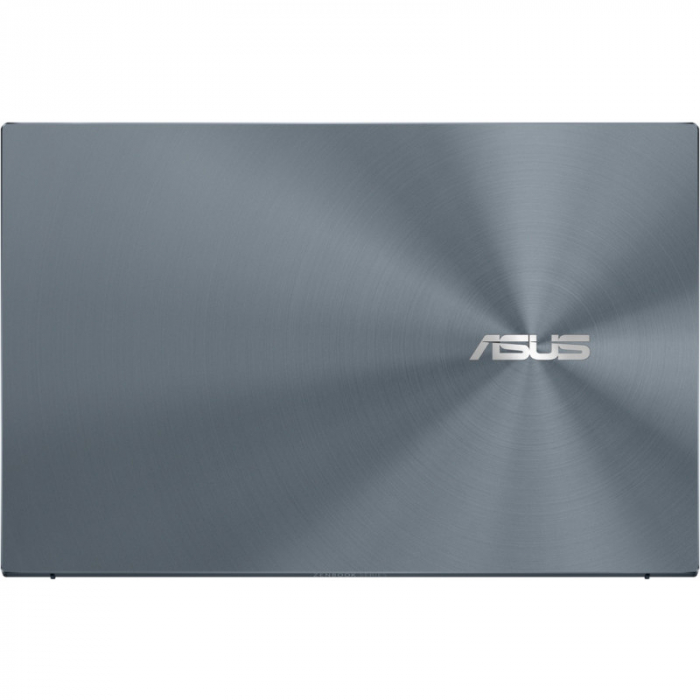 Ultrabook ASUS 14'' ZenBook 14 UX425EA-KI391T, FHD, Procesor Intel® Core™ i5-1135G7 (8M Cache, up to 4.20 GHz), 16GB DDR4X, 512GB SSD, Intel Iris Xe, Win 10 Home, Pine Grey [7]
