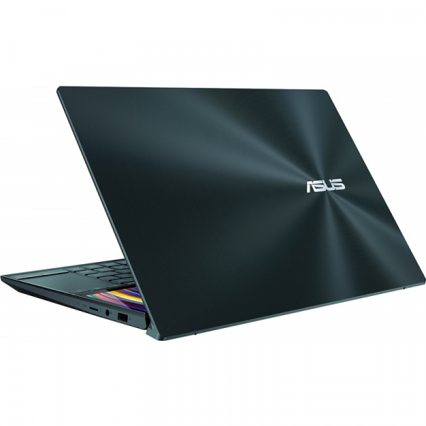 Laptop ASUS 14'' ZenBook Duo UX481FA-BM032R, FHD, Procesor Intel® Core™ i7-10510U (8M Cache, up to 4.80 GHz), 16GB, 1TB SSD, GMA UHD, Win 10 Pro, Celestial Blue 11