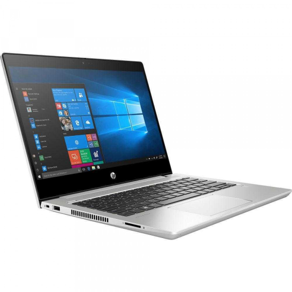 "Laptop ultraportabil HP ProBook 430 G7 cu procesor Intel Core i5-10210U pana la 4.20 GHz, 8GB, 13.3"", Full HD, 8GB, 256GB SSD, Intel UHD Graphics, Windows 10 Pro, SIlver, 8VT55EA 1"