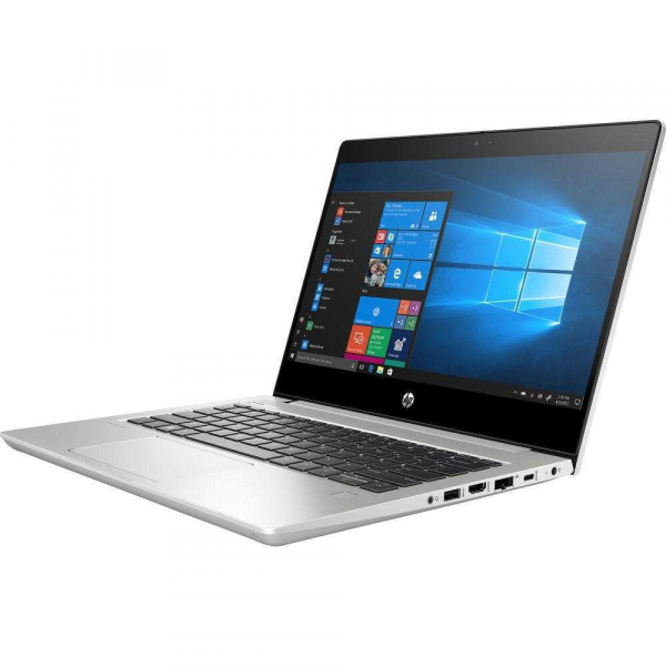 "Laptop ultraportabil HP ProBook 430 G7 cu procesor Intel Core i5-10210U pana la 4.20 GHz, 8GB, 13.3"", Full HD, 8GB, 256GB SSD, Intel UHD Graphics, Windows 10 Pro, SIlver, 8VT55EA 2"