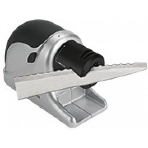 Aparat electric de ascutit cutite AEG MSS 5572, 60 W, Negru/Argintiu [2]