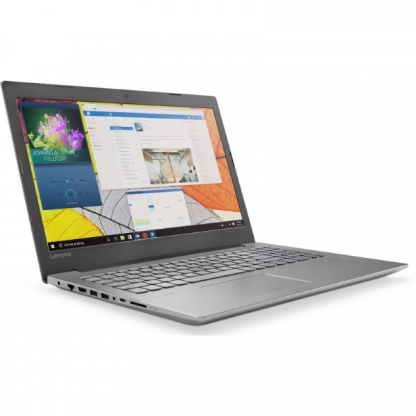 "Laptop Lenovo IdeaPad 520 IKBR (Procesor Intel® Core™ i5-8250U (6M Cache, up to 3.40 GHz), Kaby Lake R, 14""FHD, 8GB, 1TB HDD @5400RPM + 128GB SSD, nVidia GeForce MX150 @4GB, FPR, Gri) 1"