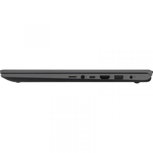 Laptop ASUS 15.6'' VivoBook 15 X512DA, FHD, Procesor AMD Ryzen™ 3 3250U (4M Cache, up to 3.50 GHz), 8GB DDR4, 256GB SSD, Radeon Vega 3, No OS, Slate Grey, X512DA-EJ1301 5