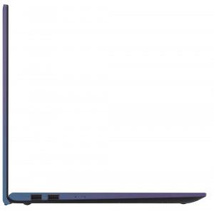 Laptop ASUS 15.6'' VivoBook 15 X512DA-EJ1434, FHD, Procesor AMD Ryzen™ 3 3250U (4M Cache, up to 3.50 GHz), 8GB DDR4, 256GB SSD, Radeon Vega 3, No OS, Peacock Blue 6