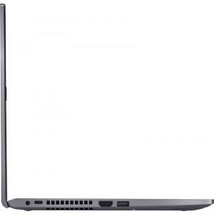 Laptop ASUS 15.6'' X515MA-BR414, HD, Procesor Intel® Celeron® N4020 (4M Cache, up to 2.80 GHz), 4GB DDR4, 256GB SSD, GMA UHD 600, No OS, Slate Grey [11]