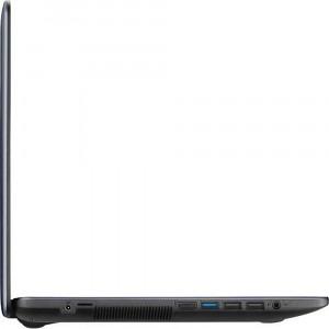 Laptop Asus VivoBook X543MA-GQ506W, Intel Celeron Dual Core N4020, 15.6inch, RAM 4GB, SSD 256GB, Intel UHD Graphics 600, Star Gray, sistem de operare Windows 10 Home, cadou mouse wireless 5