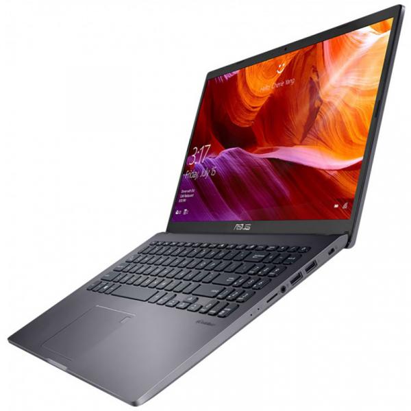 Laptop ASUS 15.6'' X509FL-EJ064, FHD, Procesor Intel® Core™ i5-8265U (6M Cache, up to 3.90 GHz), 8GB DDR4, 1TB, GeForce MX250 2GB, Endless OS, Grey 2