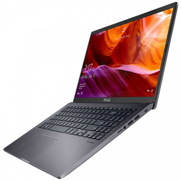 """Laptop ASUS X509FL-EJ049 cu procesor Intel® Core™ i5-8265U pana la 3.9 GHz, 15.6"""", Full HD, 8GB, 256GB SSD M.2, NVIDIA GeForce MX250 2GB, Free DOS, Slate Gray 2"""