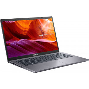 Laptop ASUS 15.6'' X545FA-EJ141, FHD, Procesor Intel® Core™ i3-10110U (4M Cache, up to 4.10 GHz), 8GB DDR4, 256GB SSD, GMA UHD, No OS, Slate Gray 4