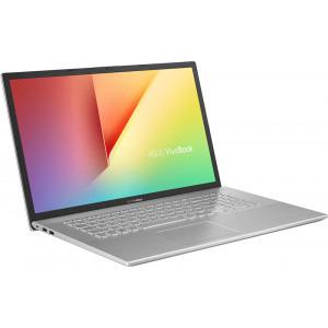 Laptop ASUS 17.3'' VivoBook 17 X712EA, HD+, Procesor Intel® Core™ i5-1135G7 (8M Cache, up to 4.20 GHz), 8GB DDR4, 512GB SSD, Intel Iris Xe, No OS, Transparent Silver [4]
