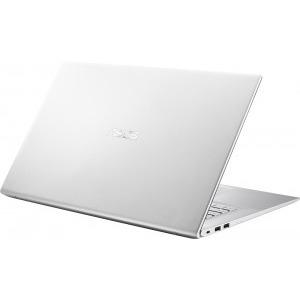 Laptop ASUS 17.3'' VivoBook 17 X712EA, HD+, Procesor Intel® Core™ i5-1135G7 (8M Cache, up to 4.20 GHz), 8GB DDR4, 512GB SSD, Intel Iris Xe, No OS, Transparent Silver [6]