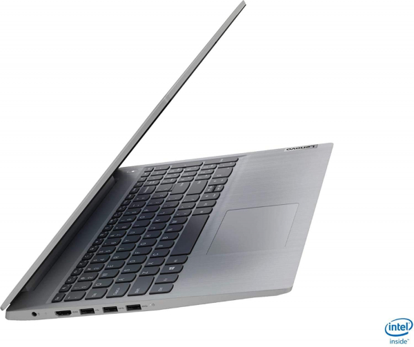 "Laptop Lenovo cu procesor Intel Core i3-1005G1, 15,6"" Full HD, 8GB RAM, 256GB SSD, Windows 10, Grey, C2067 1"