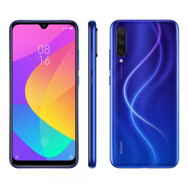Telefon mobil Xiaomi Mi A3, Dual SIM, 128GB, 4G, Not just Blue (24433.RO) 0