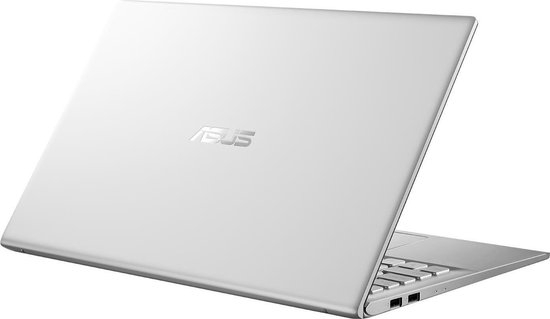 Laptop ASUS VivoBook K512JP-BQ281T, 15.6 FHD, i7-1065G7 1.3 GHz, 16 GB DDR4-SDRAM, 1 TB HDD+ 512 GB SSD, NVIDIA GeForce MX330 2 GB, Windows 10 Home, Silver 2