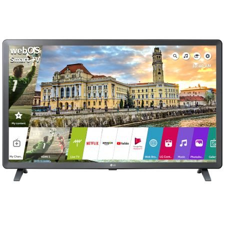 Televizor LED Smart LG, 80 cm, 32LK610BPLB, HD