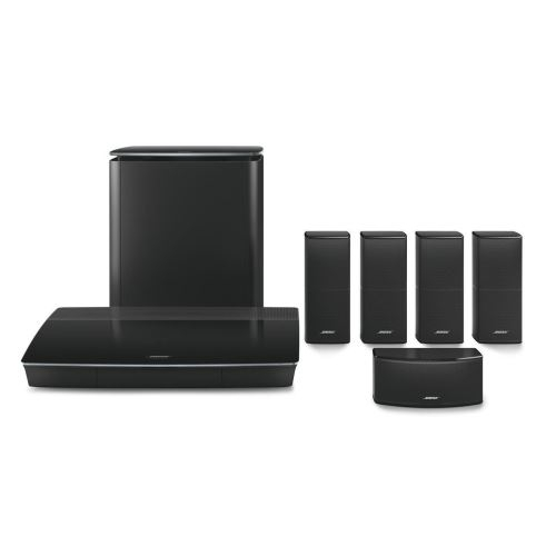 Sistem home cinema Lifestyle 600 Black 0