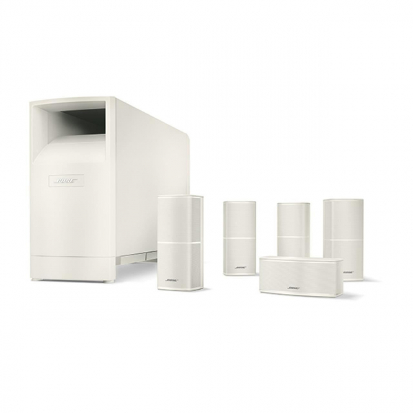 Boxe home cinema Bose Acoustimass 10 V White 0