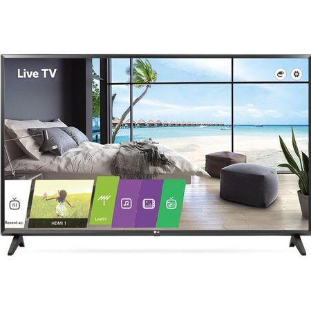 Televizor LED LG 109 cm, 43LT340C, Hotel TV, Full HD, Negru 0
