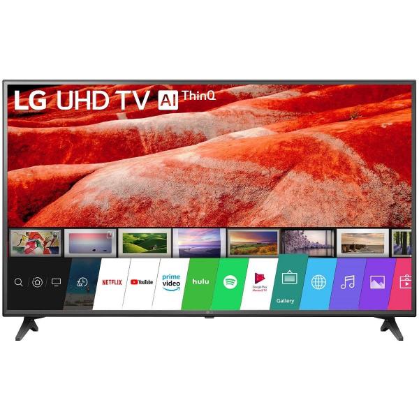 Televizor LG 43UM7050, 108 cm, Smart, 4K Ultra HD, LED 0