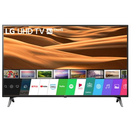 Televizor LED Smart LG, 123 cm, 49UM7100PLB, 4K Ultra HD 0
