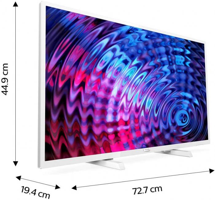 Televizor Philips 32PFT5603/05, 80 cm, Full HD, LED, Clasa F [1]