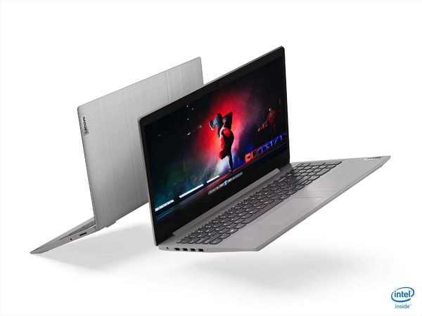 "Laptop Lenovo - IdeaPad 3 Intel Core i3-1005G1, 15,6"", 8GB RAM, 256GB SSD, Windows 10, Platinum Grey, 81WE011UUS 6"