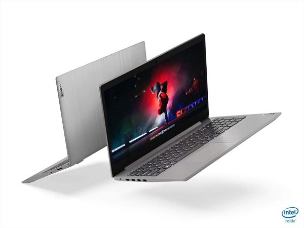 "Resigilat - Laptop Lenovo - IdeaPad 3 Intel Core i3-1005G1, 15,6"", 8GB RAM, 256GB SSD, Windows 10, Platinum Grey, 81WE011UUS 6"