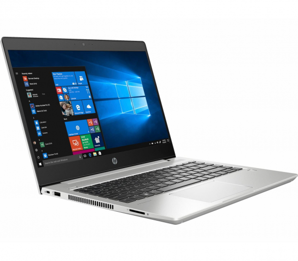 "Laptop ultraportabil HP ProBook 440 G6 cu procesor Intel® Core™ i5-8265U pana la 3.90 GHz Whiskey Lake, 14"", 8GB, 256 GB SSD, Intel® UHD Graphics 620, Free DOS 3.0, Silver, 6BP78EA 2"