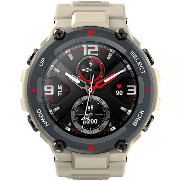 Ceas smartwatch Amazfit T-Rex, Khaki [0]