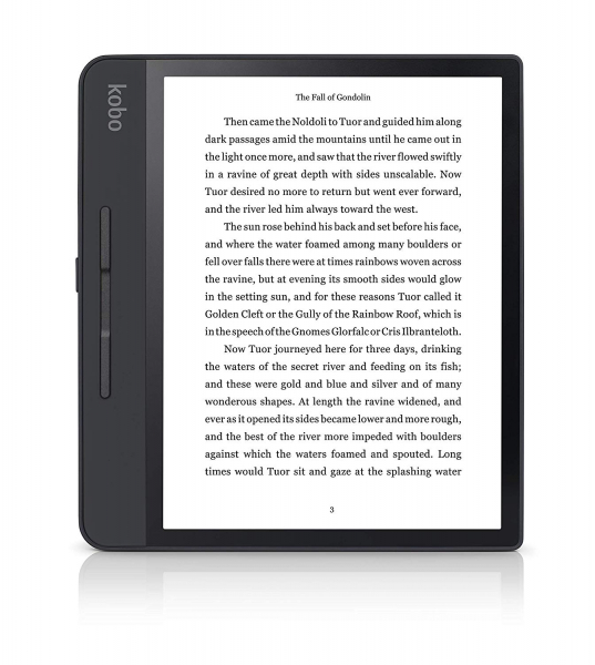 eBook Reader Kobo Forma N782-KU-BK-K-EP 8inch, 8GB, Black 0