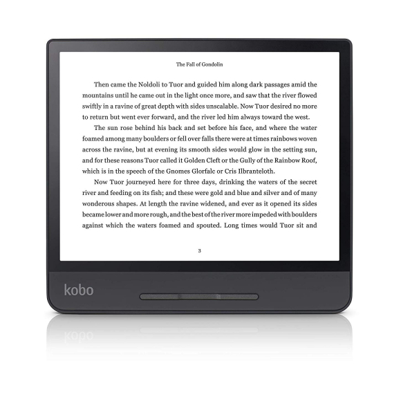 eBook Reader Kobo Forma N782-KU-BK-K-EP 8inch, 8GB, Black 4
