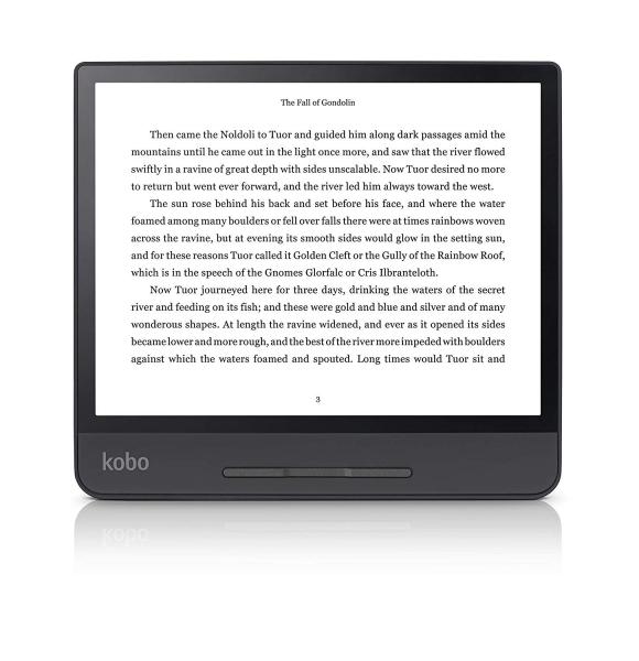 eBook Reader Kobo Forma N782-KU-BK-K-EP 8inch, 8GB, Black [4]