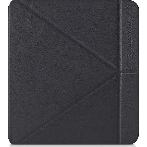 Husa de protectie Kobo Libra H2O Sleep Cover, negru, N873-AC-BK-E-PU [0]
