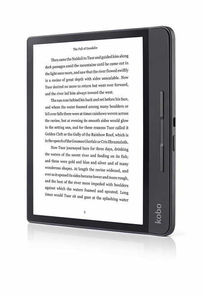 eBook Reader Kobo Forma N782-KU-BK-K-EP 8inch, 8GB, Black 2
