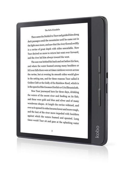 eBook Reader Kobo Forma N782-KU-BK-K-EP 8inch, 8GB, Black [2]