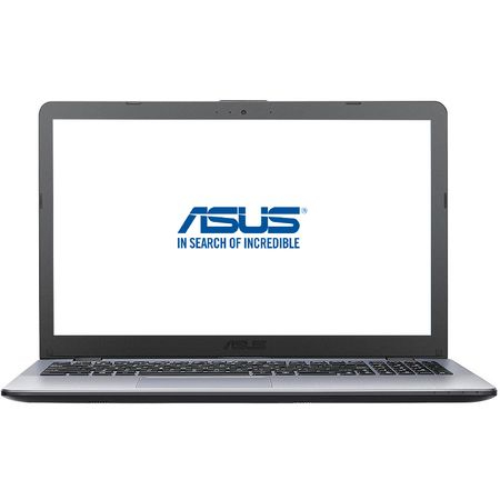"Resigilate-Laptop ASUS VivoBook Max F542UN-DM127 cu procesor Intel® Core™ i5-8250U pana la 3.40 GHz, Kaby Lake R, 15.6"", Full HD, 8GB, 256GB SSD, NVIDIA GeForce MX150 4GB, Endless OS, Dark Grey 1"