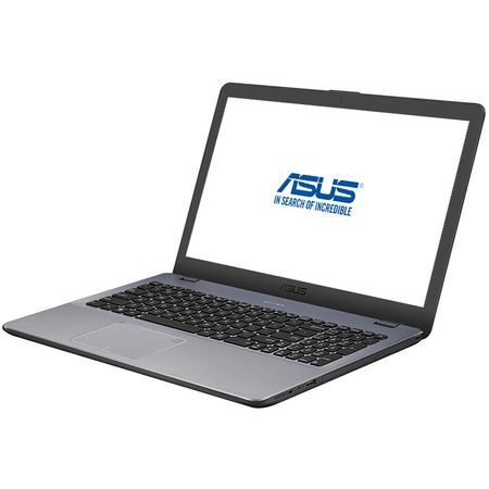 "Resigilate-Laptop ASUS VivoBook Max F542UN-DM127 cu procesor Intel® Core™ i5-8250U pana la 3.40 GHz, Kaby Lake R, 15.6"", Full HD, 8GB, 256GB SSD, NVIDIA GeForce MX150 4GB, Endless OS, Dark Grey 3"