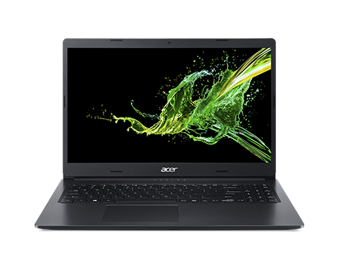 Laptop Acer Aspire 3 Intel Core Whiskey Lake (8th Gen) i3-8145U 1TB 4GB nVidia GeForce MX230 2GB FullHD IPS Black nx.hedex.029 0