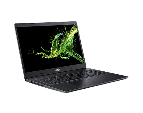 Laptop Acer Aspire 3 Intel Core Whiskey Lake (8th Gen) i3-8145U 1TB 4GB nVidia GeForce MX230 2GB FullHD IPS Black nx.hedex.029 1