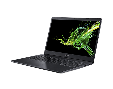 Laptop Acer Aspire 3 Intel Core Whiskey Lake (8th Gen) i3-8145U 1TB 4GB nVidia GeForce MX230 2GB FullHD IPS Black nx.hedex.029 2