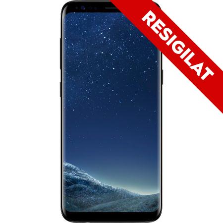Telefon mobil Samsung Galaxy S8, 64GB, 4G, Midnight Black  (SM-G950FZKAROM)