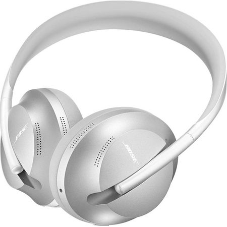 Casti wireless cu anularea zgomotului Bose Headphones 700, Luxe Silver, 794297-0300 1