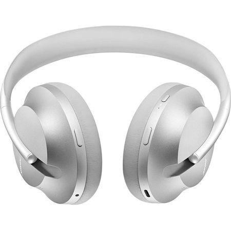Casti wireless cu anularea zgomotului Bose Headphones 700, Luxe Silver, 794297-0300 3