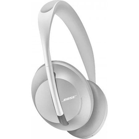 Casti wireless cu anularea zgomotului Bose Headphones 700, Luxe Silver, 794297-0300 0
