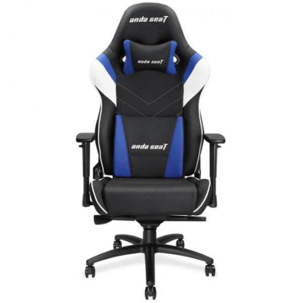 Scaun gaming Anda Seat Assassin King Series, Blue-Black AD4XL-03-BWS-PV 0