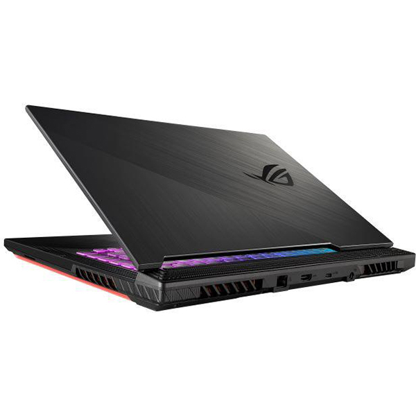 "Laptop Gaming ASUS ROG Strix G G531GV-AL027, Intel Core i7-9750H pana la 4.5GHz, 15.6"" Full HD, 16GB, SSD 512GB, NVIDIA GeForce RTX 2060 6GB, Free Dos, Negru 5"