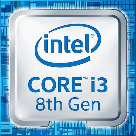 "Laptop ASUS VivoBook 14 X412FL-EK236 cu procesor Intel® Core™ i3-8145U pana la 3.90 GHz Whiskey Lake, 14"", Full HD, 4GB, 256GB SSD, NVIDIA GeForce MX250 2GB, Free DOS, Peacock Blue 1"