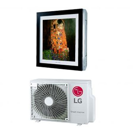 Aer conditionat LG Artcool Gallery A12FR, 12000 BTU, A++/A+, Wi-Fi Ready, tablou 1